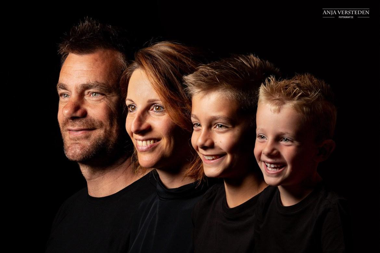 Familiefotograaf   Generatiefoto