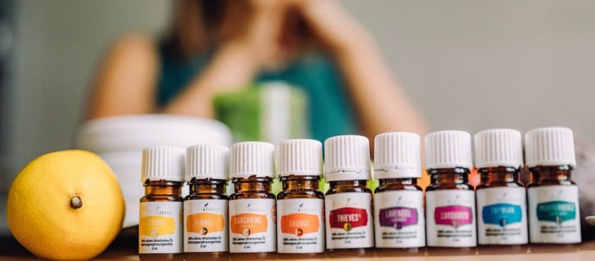 Ätherische Öle zum entgiften