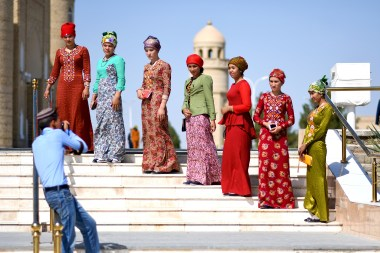 Anjci All Over | Planning Travel in Turkmenistan