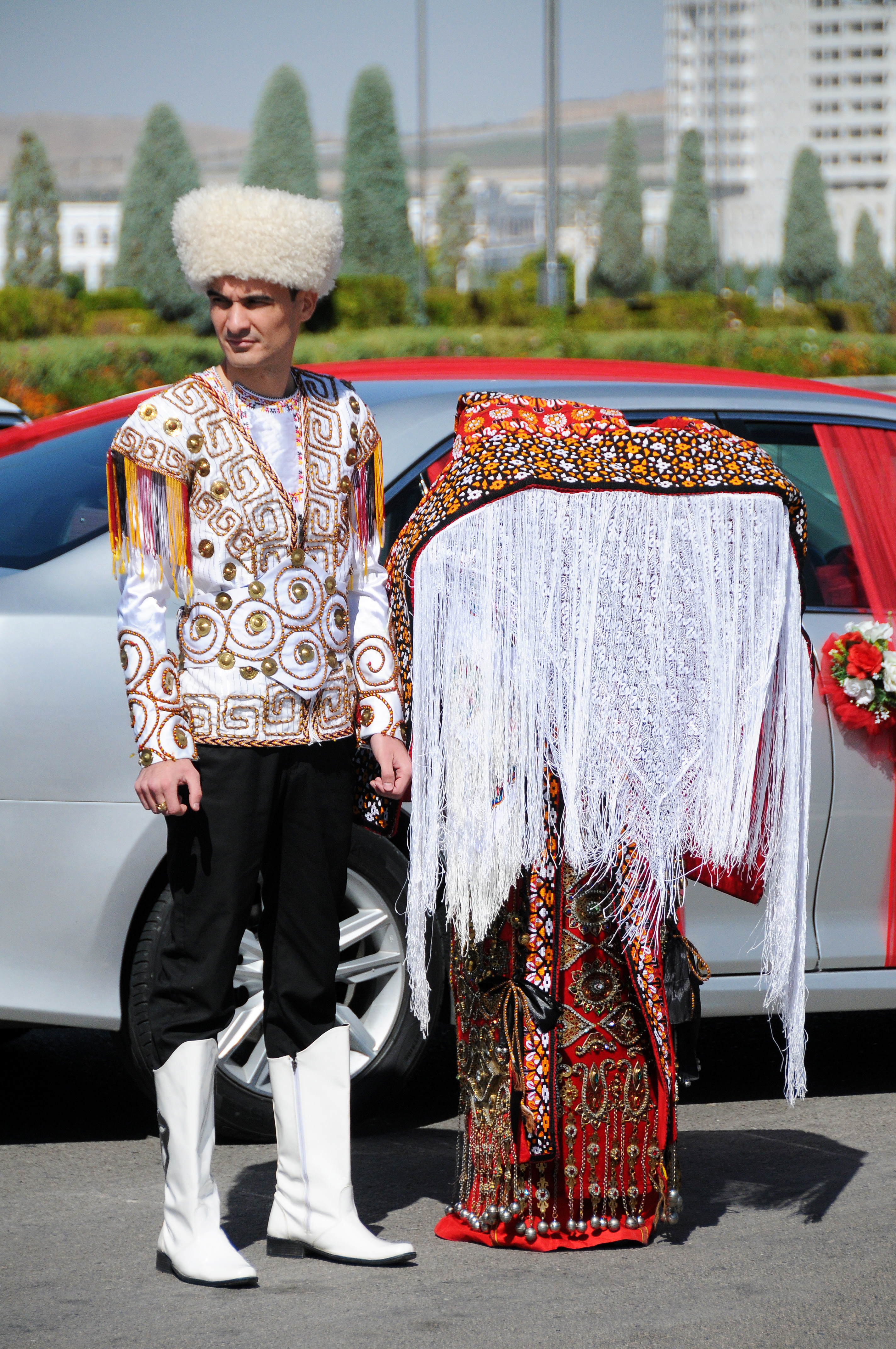 Anjci All Over | Odd Facts about Turkmenistan