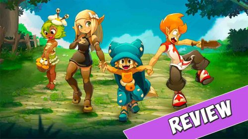 Wakfu Power of the Dofus and Ellatrope TV Series Review