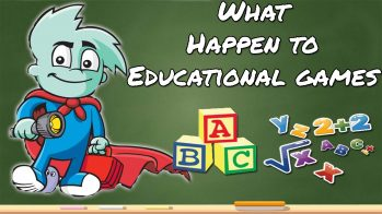 What Happen to Fun and Educational Video Games
