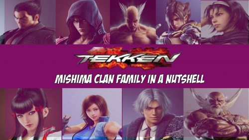 """What is the Mishima Clan in Tekken? Tekken Mishima family clan is the most dysfunctional group of individuals in the entire game series. In the event of the first game. Kazuya Mishima was thrown off a cliff by his father Heihachi Mishima. Heihachi supposedly killed his wife Kazumi Mishima. Kazuya have the devil's gene, due to the scar in his chest. The Devil entity gave Kazuya strength and thirst for revenge. Aterwards Heihachi adopted a chinese orphan named Lee Chaolon. Heihachi trains and raise Lee to rival Kazuya. Kazuya felt that Lee was too weak to lead Mishima Zaibatsu Company.   One year after that tragic past, Kazuya enters Iron Fist Tournament and become undefeated. Heihachi and Kazuya fought in the finals father and son. Due to demonic strength Kazuya defeated Heihachi and throw him off the same cliff. Kazuya is the primary owner of the Mishima Zaibastu.  Tekken 2 takes place after the first game. Heihachi survives the fall of the cliff. The Mishima Zaibastu is under the leadership of Kazuya. Mishima Zaibatsu is more corrupted due to many illegal operations. He hires assassins to eliminate his rivals and many other people. Kazuya is doing evil deeds due to Devil Gene consuming him. Lee works as Kazuya's secretary for overseeing experiments and bodyguards. One day dreams on talking over Zaibastu. After fired from the Zaibastu for unknown reason and Heihachi disowning him. Kazuya is arrested by WWWC for smuggles environmentally protected animals.  Jun Kazama is dubbed """"The Chosen One"""" due to being psychic and sense Devil Gene. Kazuya  announce The King of Iron Fist Tournament 2 and Heihachi wants in.   Father and son Mishima battle Jun and Kazuya are drawn together and propelled by a mystic force. She is pregnant with Kazuya child (Jin Kazama). Jun see a conflict with Kazuya good side and bad. Devil represented bad and Angel good. Heihachi defeating opposing fighters and reach Kazuya. Devil Gene takes over Kazuya and Heihachi defeats him. During the exact sa"""