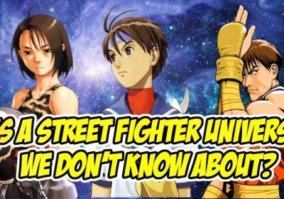 Games in the Street Fighter Series Universe Explained