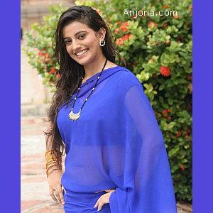 AkshraSingh-blue