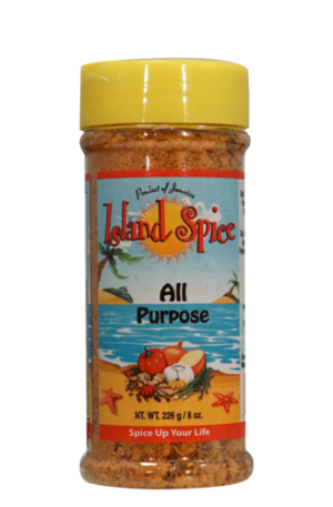 Island Spice All Purpose Seasoning from Jamaica