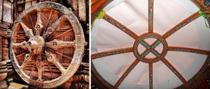 768px-Chariot_Wheel_Sun_Dial
