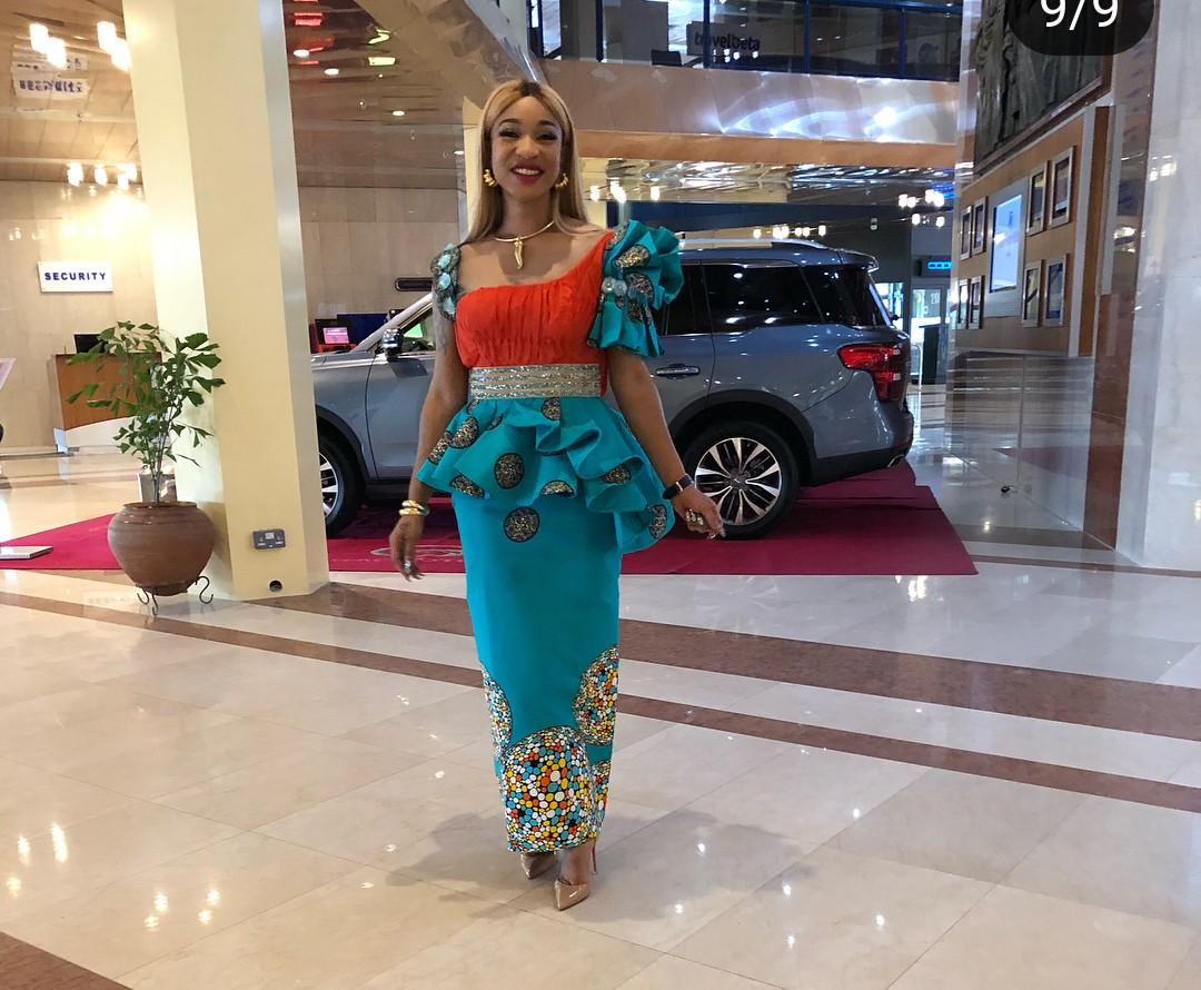 Ankara skirt and blouse for weddings in 2020 2021