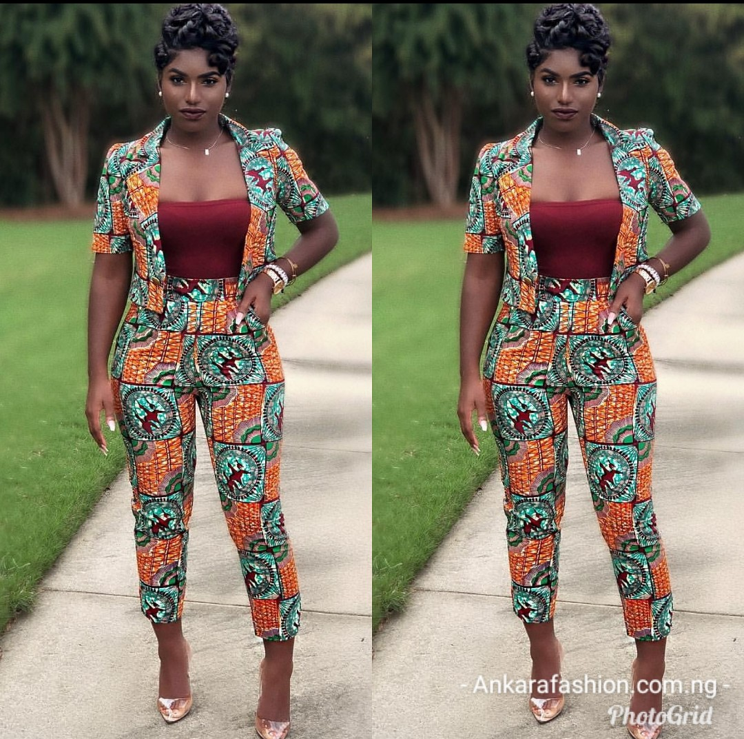 Top Modern Ankara Designs