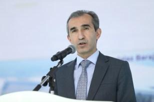 Bursa Gemlik Büyükkumla Barajı'nda çalışmalar aralıksız devam ediyor