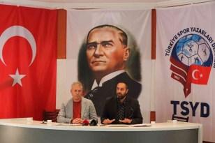 TÖSSFED Başkan Adayı Tuncay'dan açıklamalar