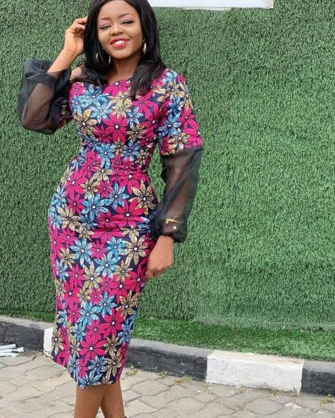 35 Latest Ankara Styles for skirt and blouse in Fashion 2020