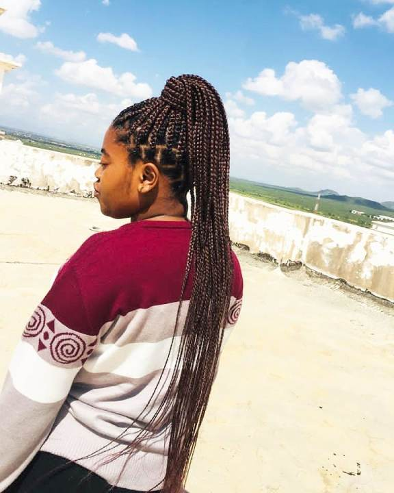 35 Knotless Braids Hairstyles with Best Ways to Wear