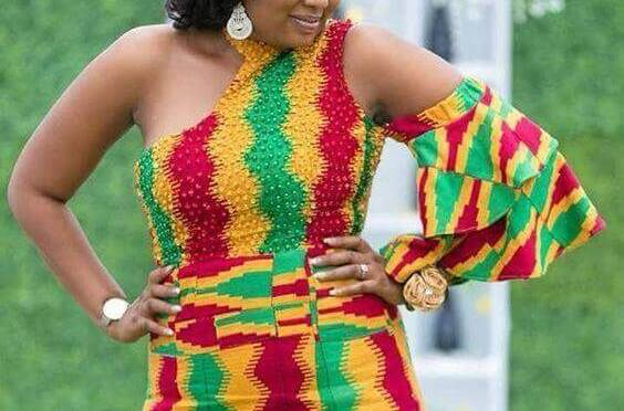 34 Best Kitenge Fashion Styles 2020 For African Celebrities