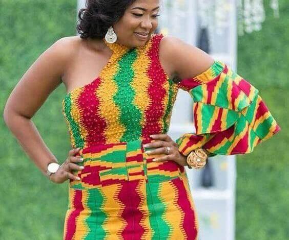 34 Best Kitenge Fashion Styles 2020 For African Celebrities