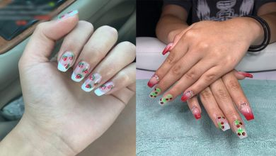 35+ Best Cherry Nail Art Ideas To Wear This Spring