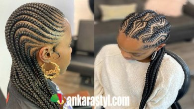 23 Best African Cornrow Braids Hairstyles 2021 Trends To Copy