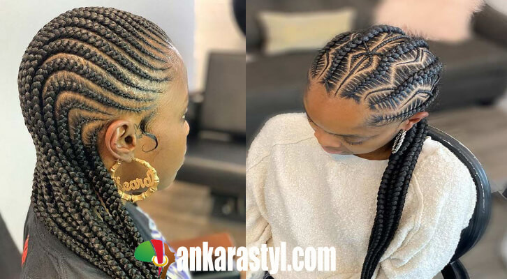 23 Best African Cornrow Braids Hairstyles 2020 Trends To Copy