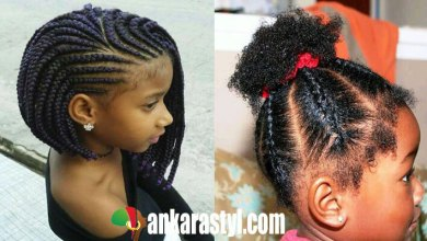 33+ Amazing Kids Hairstyles 2020 For Black Girls To Copy