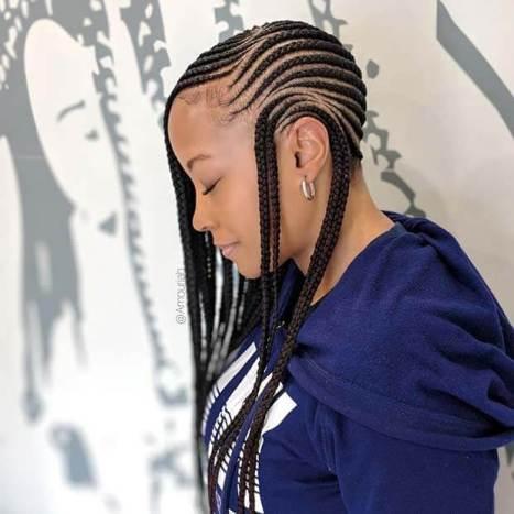 39 Amazing Cornrow Braids Hairstyles Perfect To Turn Heads