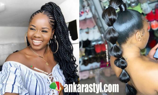 39 Best Black Ponytail Hairstyles 2020 For Black Ladies