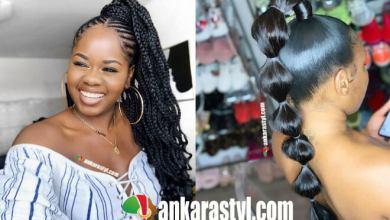 35+ Best Black Ponytail Hairstyles 2020 For Black Ladies