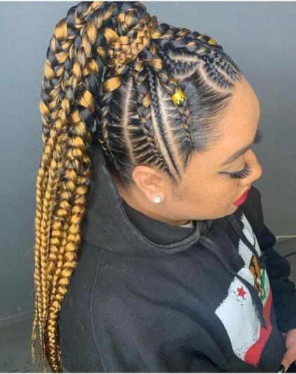 Feed-In Braid Looks To Try