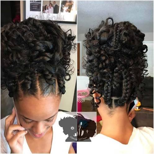 23 Best Goddess Box Braids Ponytails 2020 For Black Girls