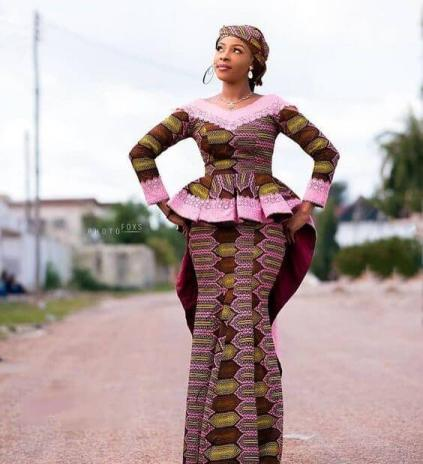 24 Latest Ankara Skirt and Blouse Styles 2021 for Best Look