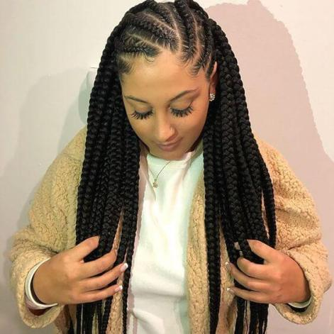 22+ Perfect African Hair Braiding Styles 2020 For Black Girl