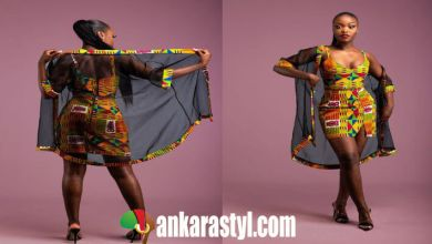 25 Perfect Kente Styles For Engagement For African Women