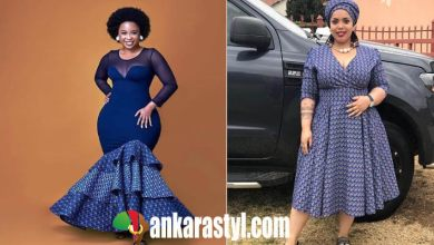 23 Best Shweshwe Attire for Plus Size Women In South Africa