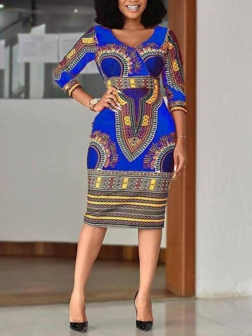34+ Unique ankara gowns 2020 Perfect For Any African Events