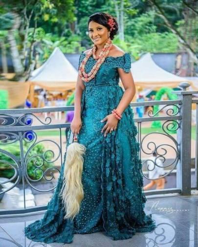 34 Latest Aso Ebi Dresses Styles 2020 For Pretty Ladies