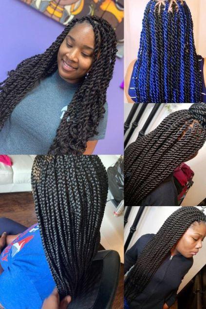 26 Gorgeous Havana Twist Hair For Black Women In 2020