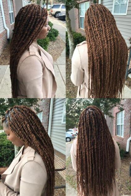 Havana Mambo Twist Crochet Braids For 2021