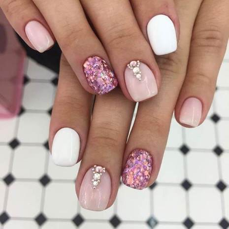 26 Amazing Shellac Nail Art Designs For Thanksgiving Day 2020