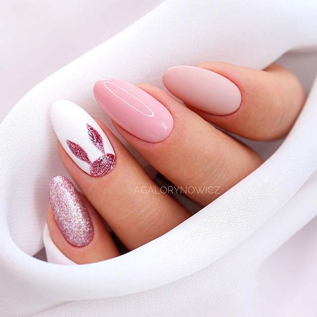 Cute Ideas for Almond Nails