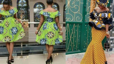 41 Stylish Ankara Dress Styles Best For Nigerian Ladies In 2020