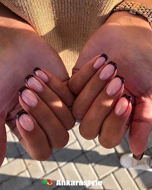 Leopard/Cheetah nail designs