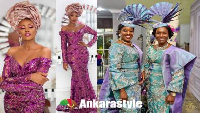 29 Fabulous Aso Ebi Wedding Styles Attires 2020 Best For Ladies