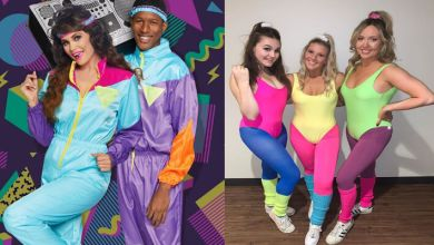 20 Best 80s Halloween Costumes To Be Ready From Now