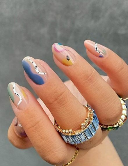 35+ Cute Fall Nails In 2020 - Amazing Ways To DIY