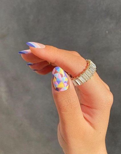 Ways to DIY Cute Fall Nails 2020