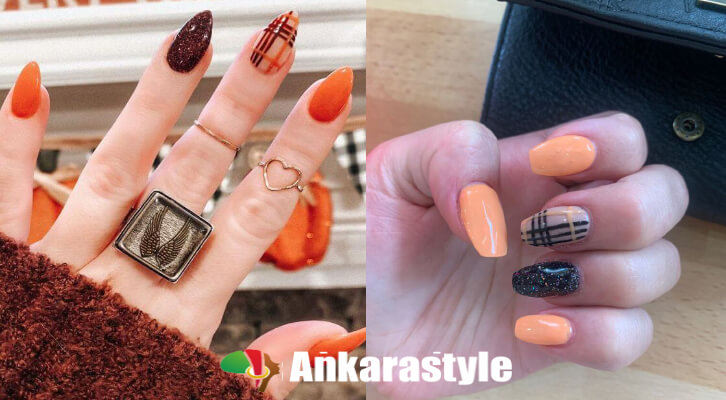 Halloween Acrylic Nails Tutorials