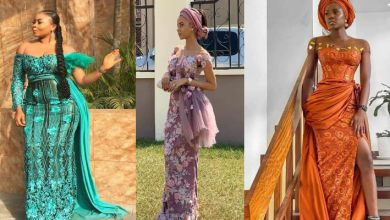 21 Latest Aso Ebi Styles 2020 To Be The Best Now