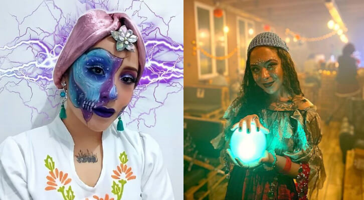 35+ Awesome Gypsy Halloween Costume DIY Pretty for 2020