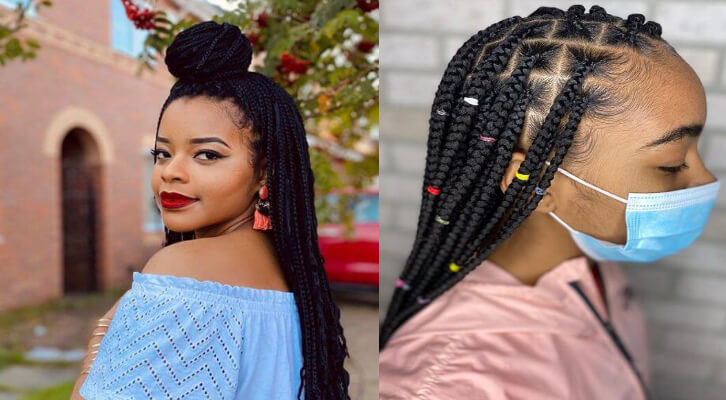 46 Braided Hairstyles 2021 That Will Be Awesome