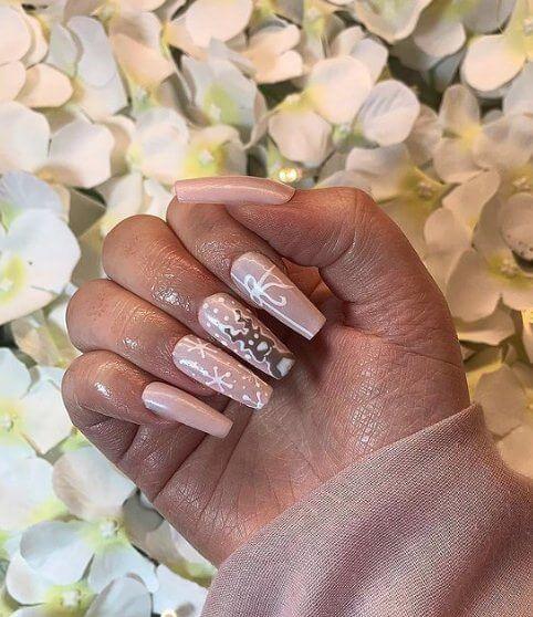 Grenadine nail polish