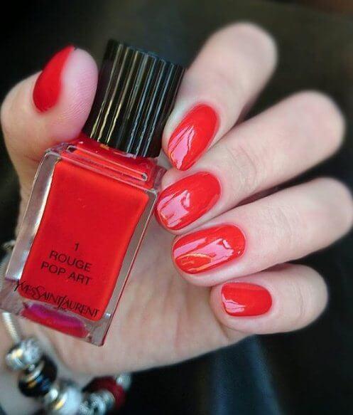 YSL Rouge Pop Art